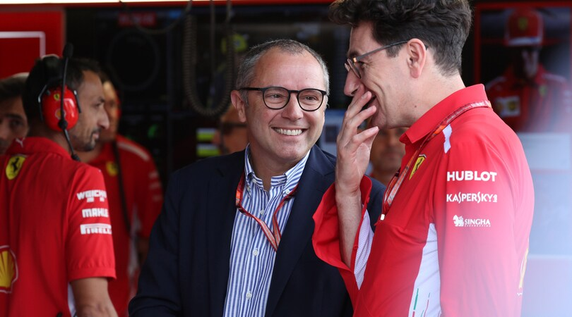 Ferrari e l'ipotesi Domenicali