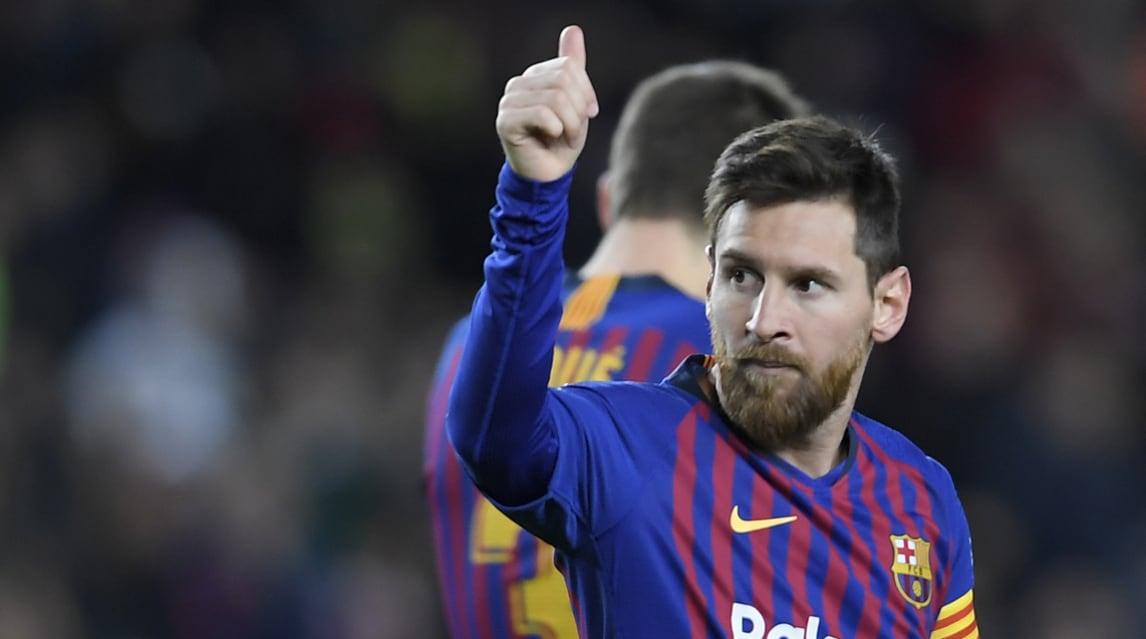Messi nel futuro