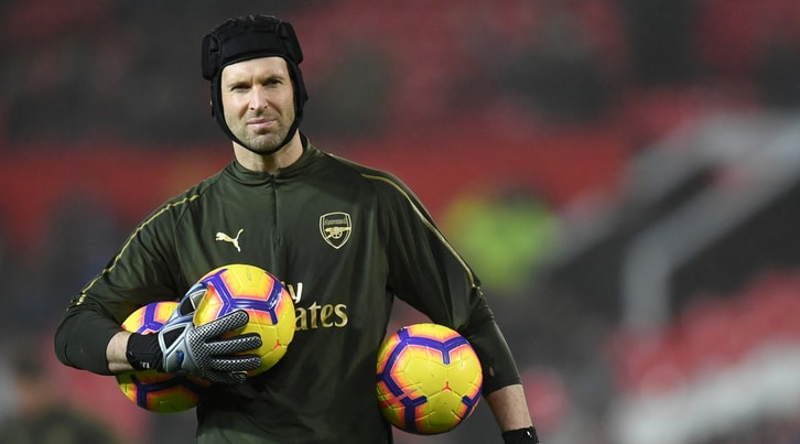 Le due carriere di Petr Cech