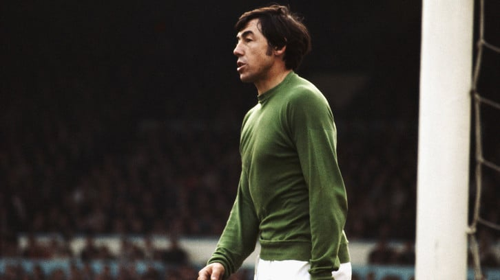 L'ultimo tuffo di Gordon Banks