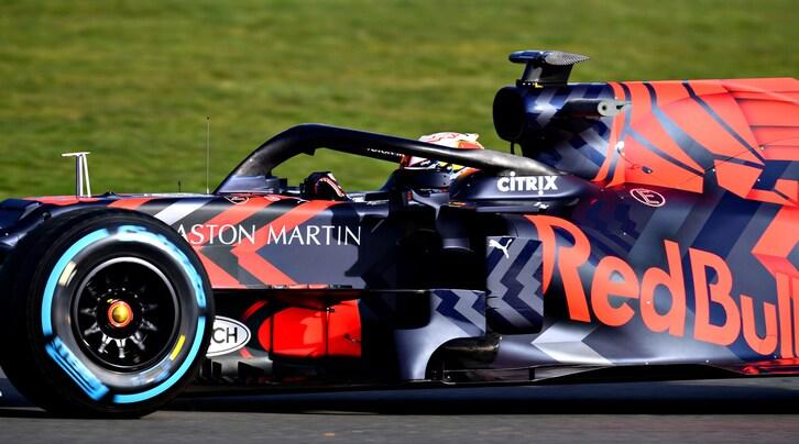 Monoposto F1 2019: Red Bull RB15