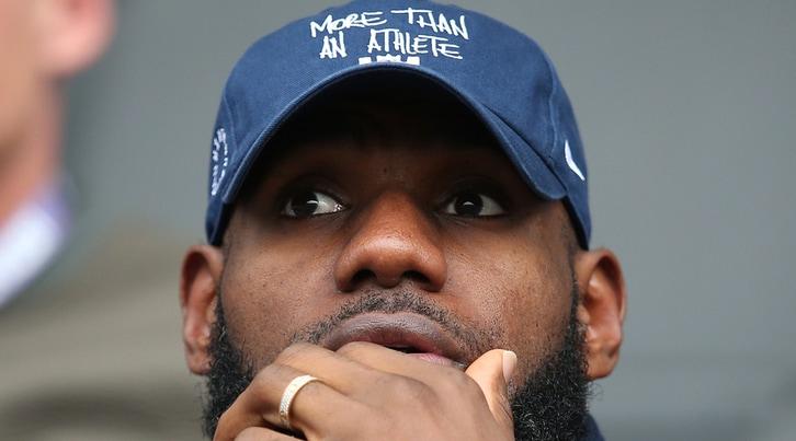 Il fallimento di LeBron James