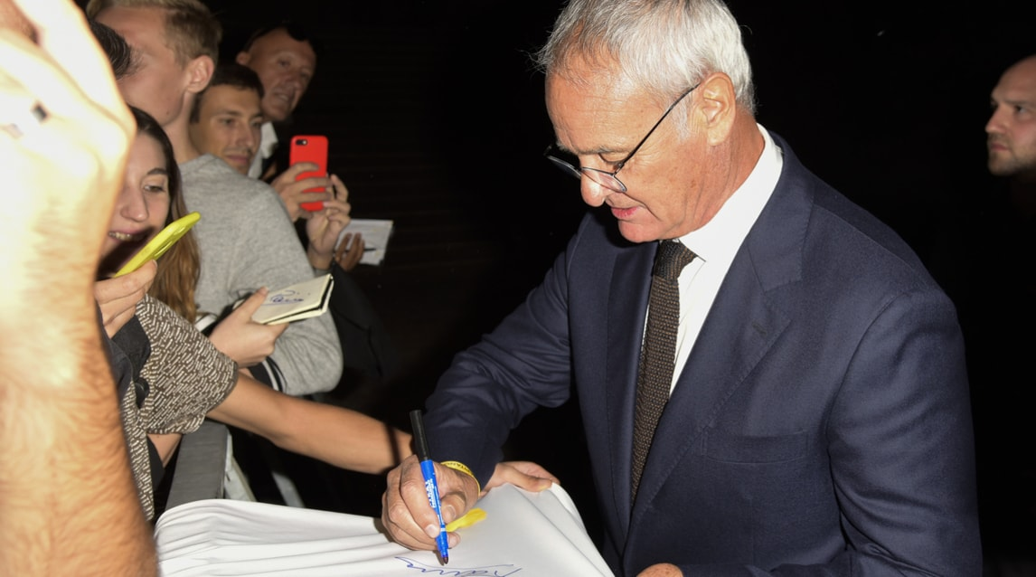 Roma, UFFICIALE: Di Francesco esonerato, panchina a Ranieri