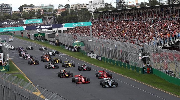 Guida alla F1 2019