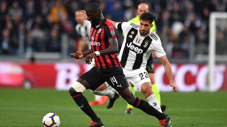 La Juventus prima del VAR