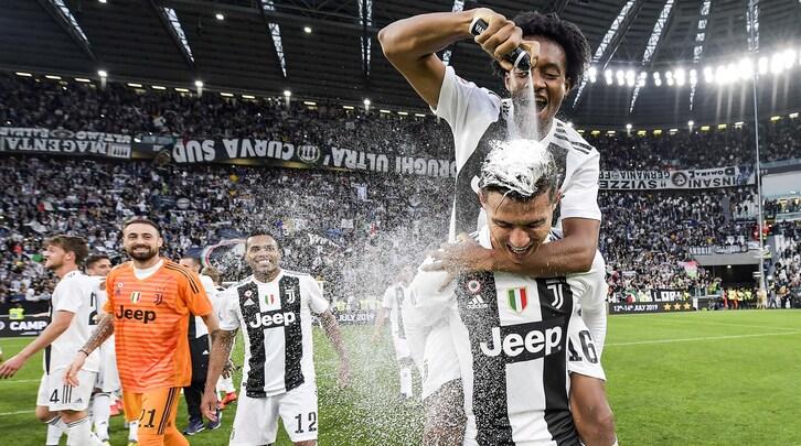 La Juventus più forte delle otto
