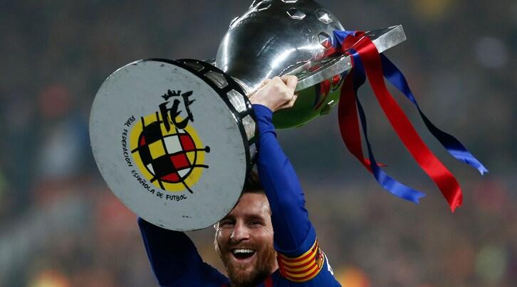 Un Barcellona uguale e diverso