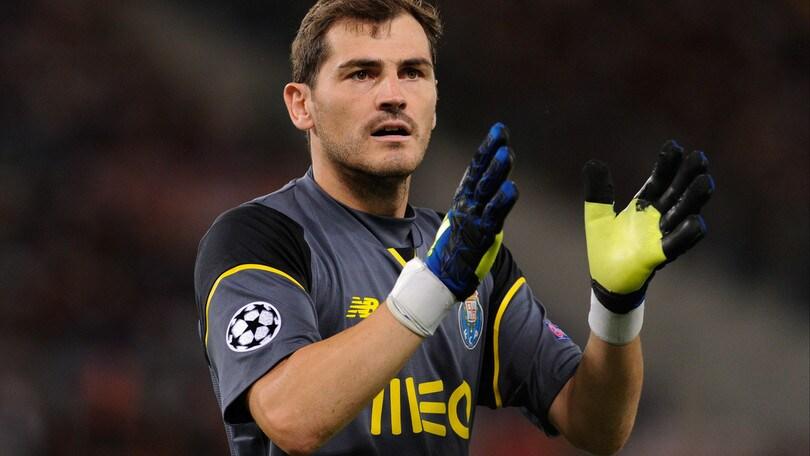 Il cuore di Iker Casillas