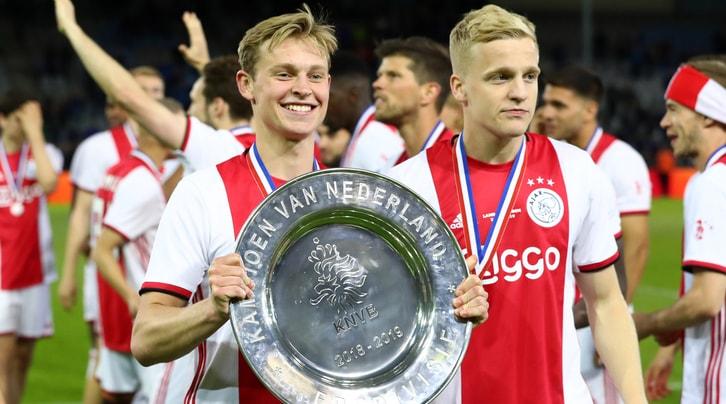 L'ultima Eredivisie di Frenkie de Jong