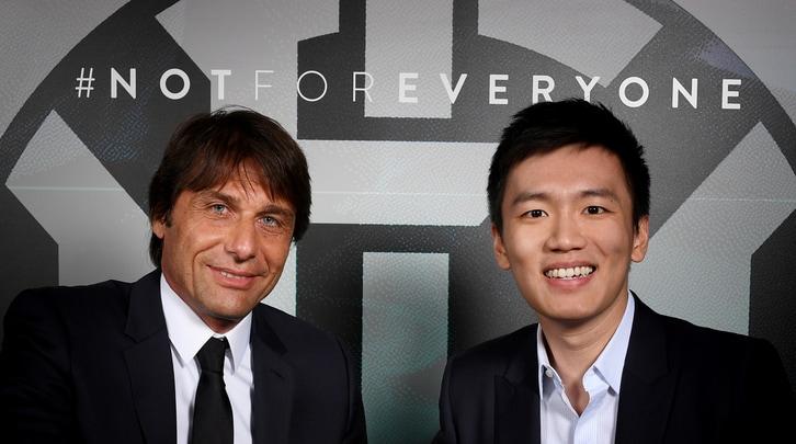Conte e gli allenatori juventini dell'Inter