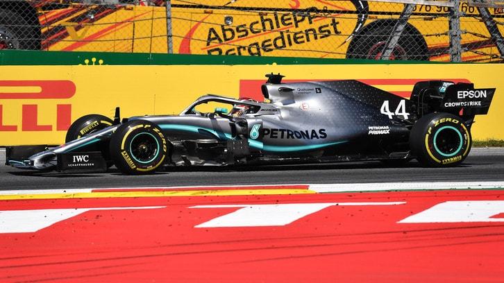 Amarcord: Mercedes e il debutto in Formula 1