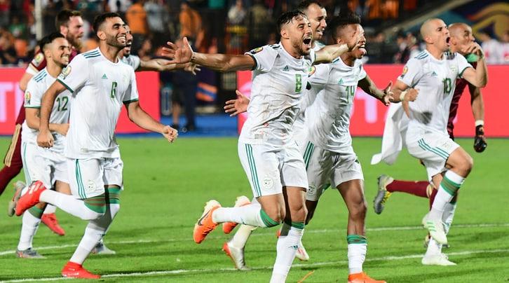 La Coppa d'Africa dell'Algeria francese