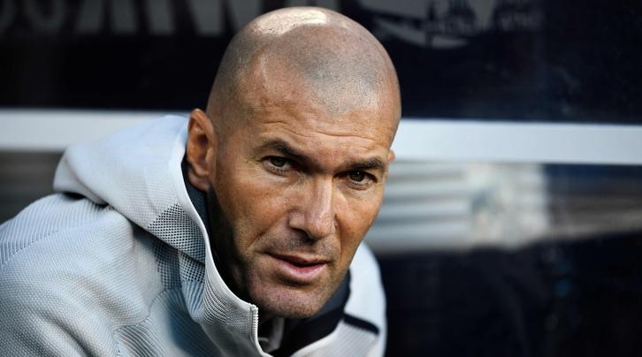 La minestra riscaldata Zidane