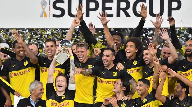 Il talento di Sancho e la sconfitta del Bayern in Supercoppa di Germania