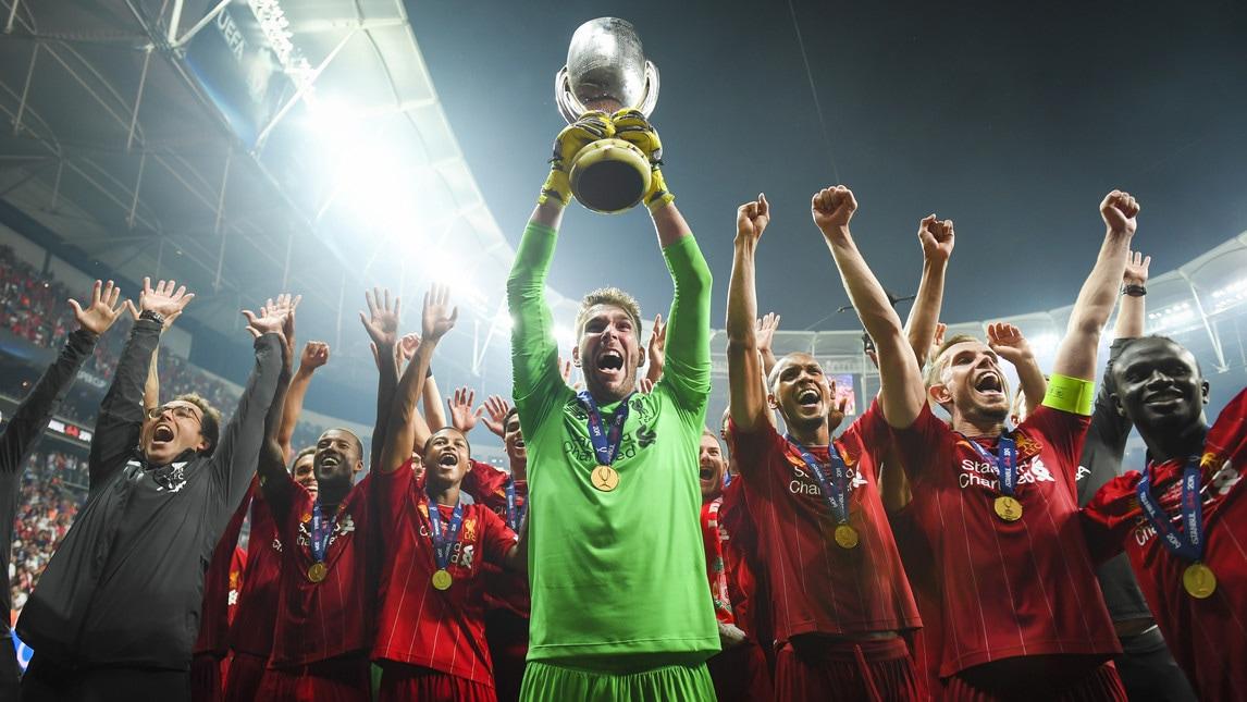 La rivincita di Adrian e la vittoria del Liverpool in Supercoppa Europea