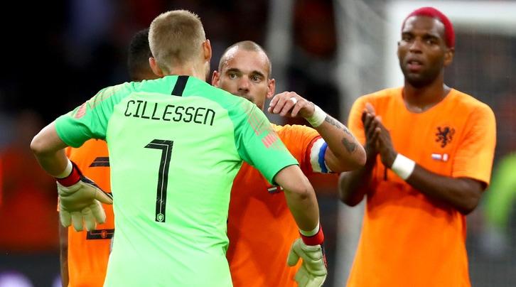 Sneijder e i record di oggi