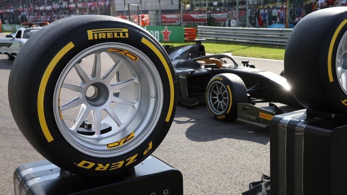 Pirelli e le gomme da 18 pollici