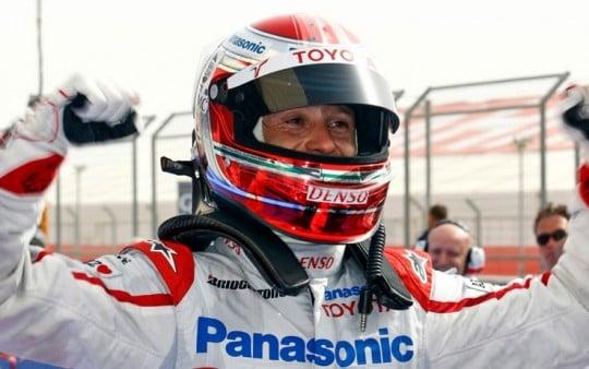 Trulli Pole Bahrain 2009