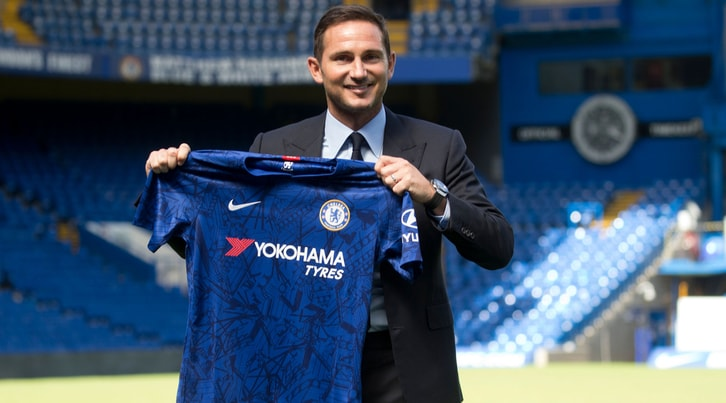 Il Chelsea all'inglese di Lampard