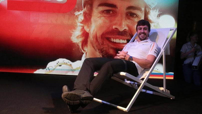 Alonso e il ritorno in Formula 1