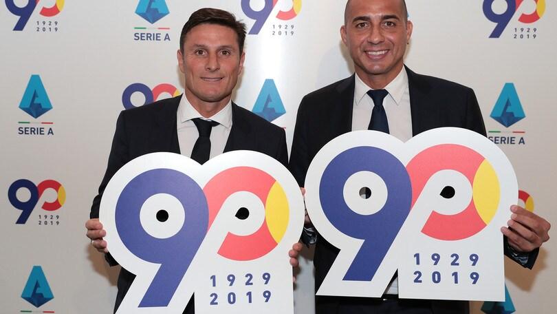 Da Meazza al Meazza, 90 anni di Serie A a girone unico