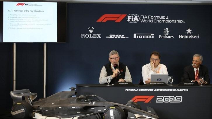 Focus: la Formula 1 e i Regolamenti 2021