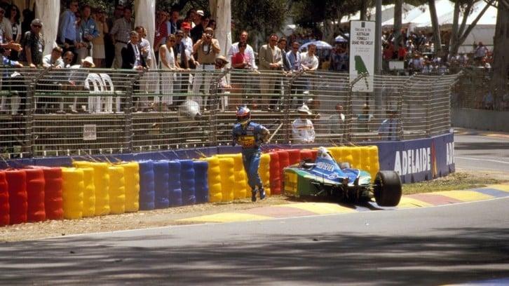 Amarcord: Schumacher e la conquista del primo titolo mondiale