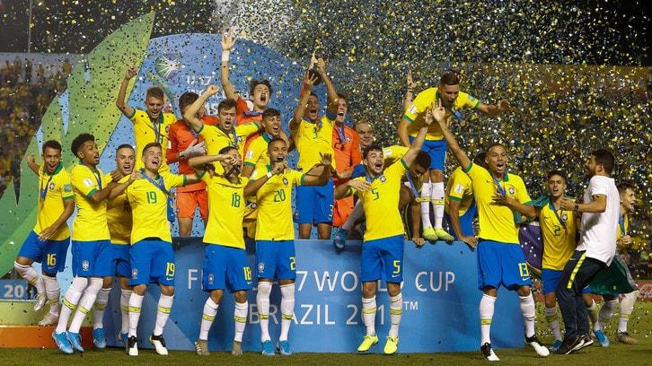 Il Mondialino del Brasile