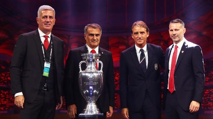 Euro 2020, il miglior girone dell'Italia