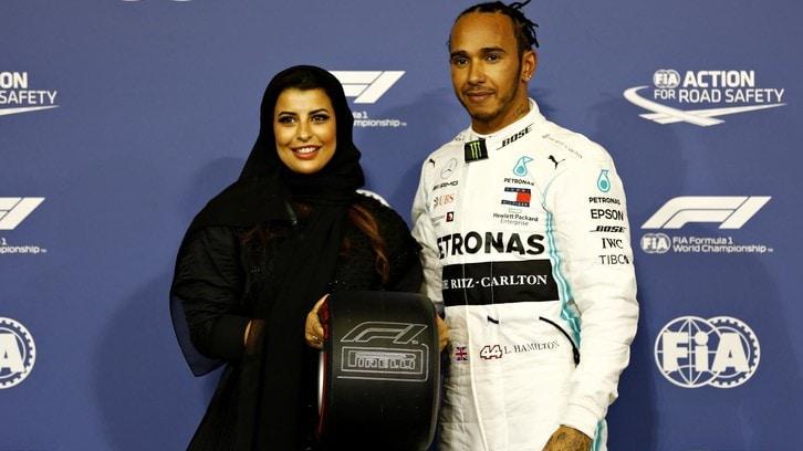 F1 Abu Dhabi: Hamilton e il ritorno in pole position
