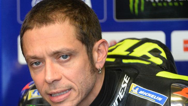 MotoGp, Rossi e l'ultimo anno in Yamaha