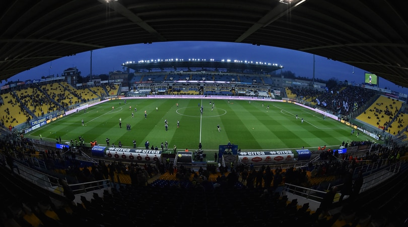 La promozione del Parma