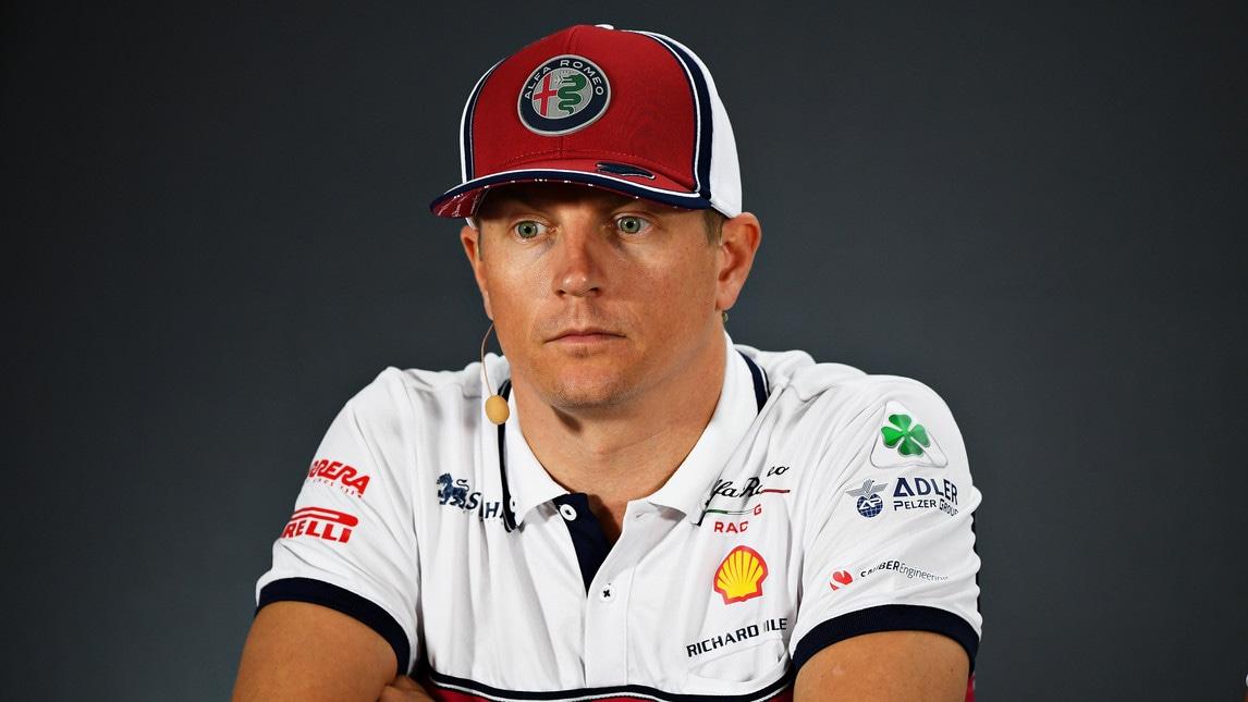 Raikkonen e la sorpresa Ferrari