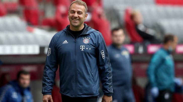Flick e l'ottavo Meisterschale consecutivo del Bayern