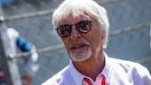 F1, Ecclestone non ha dubbi: