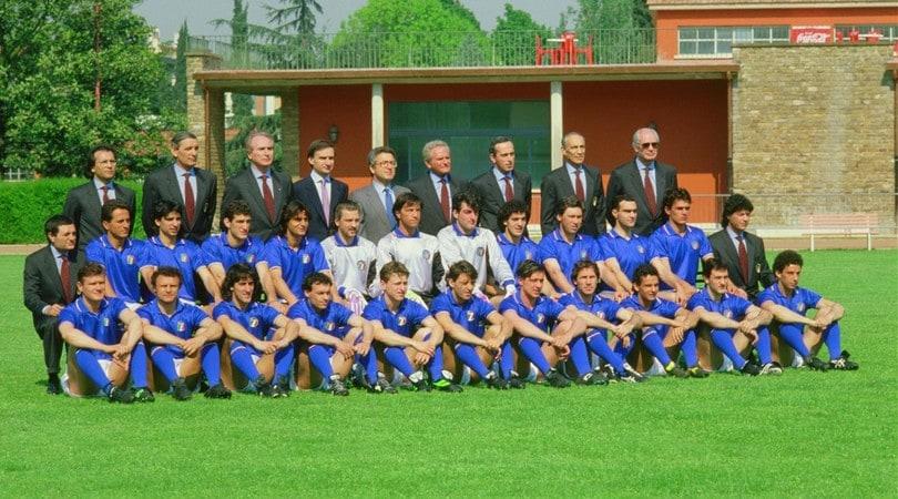 Il terzo posto di Italia '90