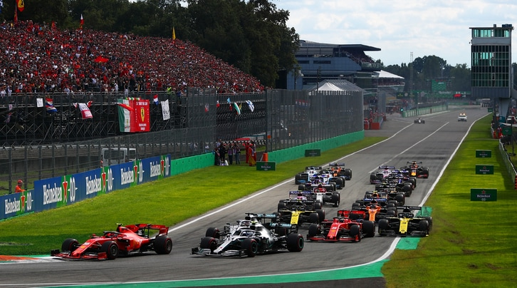 Monza, Mugello, Imola: il trittico di gare F1 in Italia