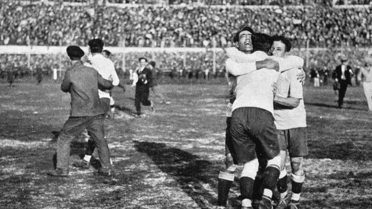 Uruguay 1930, l'inizio del sogno