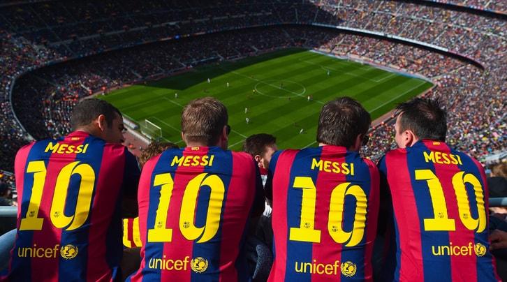 La differenza di Messi e del Barcellona