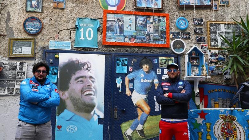 La Supercoppa di Maradona