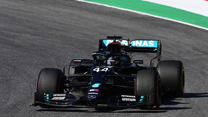 F1, Qualifiche Mugello: Hamilton in pole, Leclerc quinto