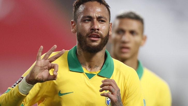 Neymar e il gran rifiuto di Pelé