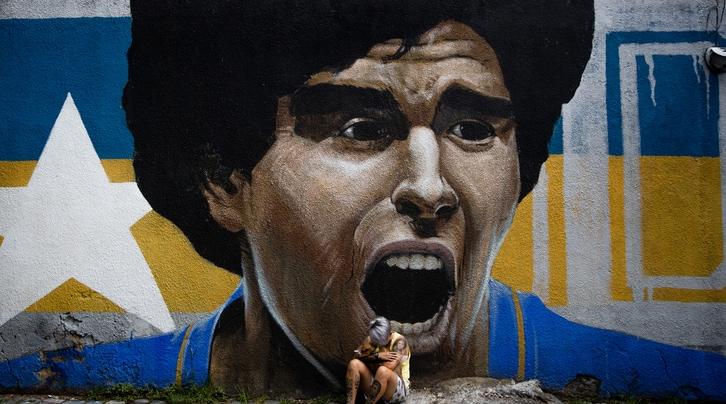 Il nostro primo Maradona