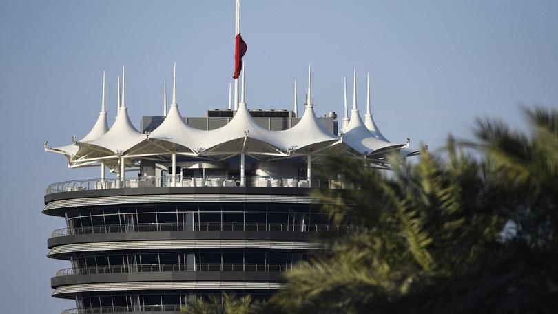 Formula 1, presentazione Gp Bahrain