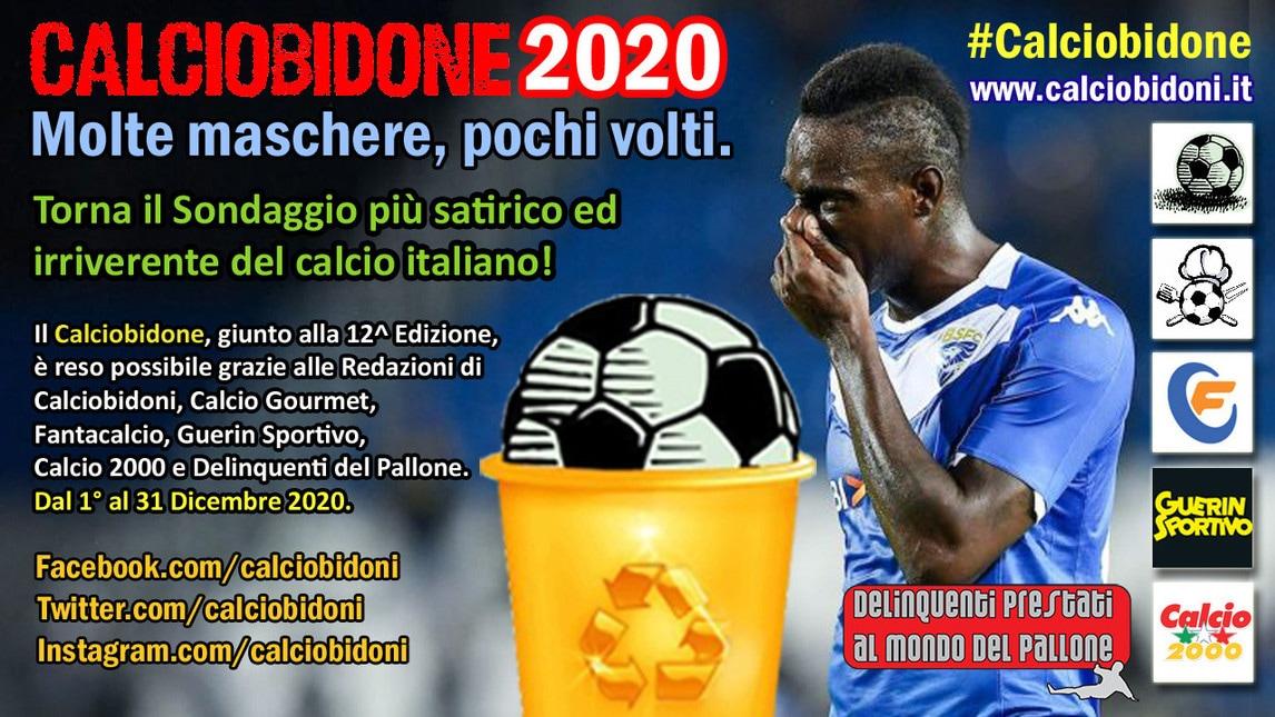 Dicembre, tempo di flop: si vota il 'Calciobidone' 2020!