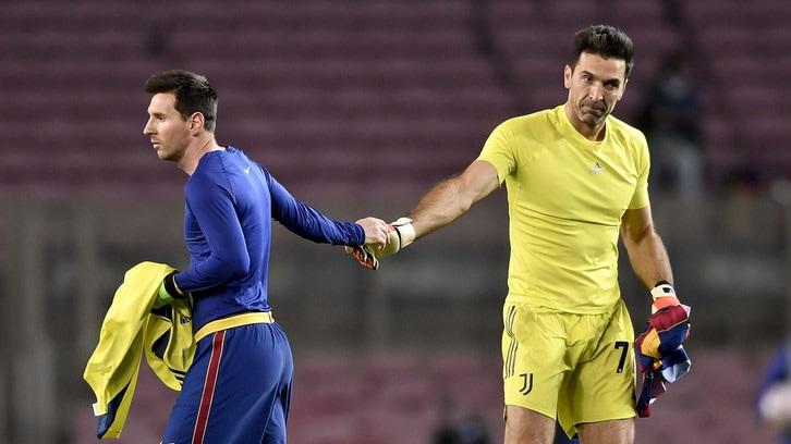 Juventus al Camp Nou, da Buffon a Buffon