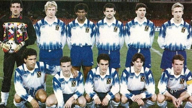La nazionale di Matthäus e Van Basten