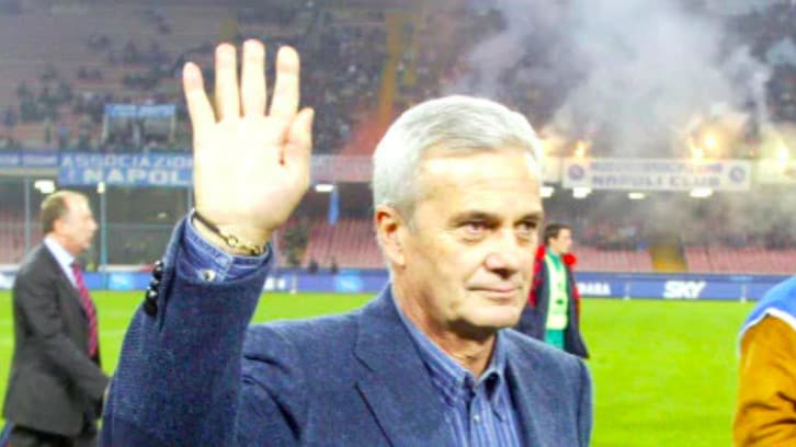 Gigi Simoni, l'allenatore gentiluomo tra Napoli e Inter
