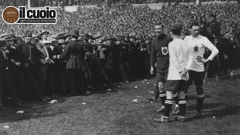 Wembley, il tempio del calcio compie 98 anni