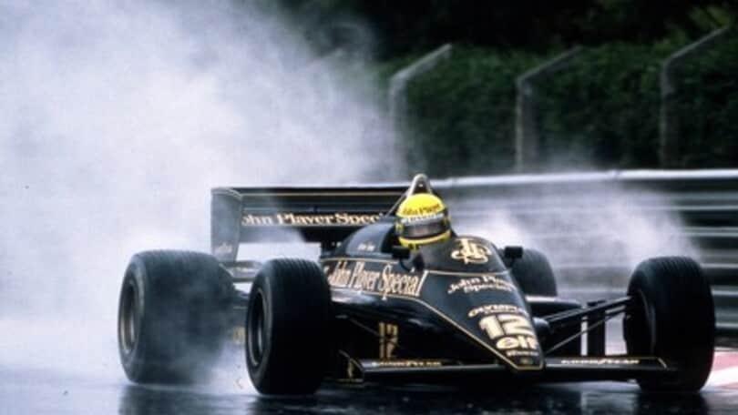 F1, GP del Portogallo: nel 1985 la prima vittoria di Ayrton Senna